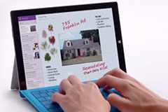 Двойная реклама Microsoft: Surface Pro 3 vs. MacBook Air