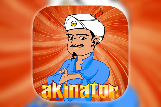 приложение акинатор