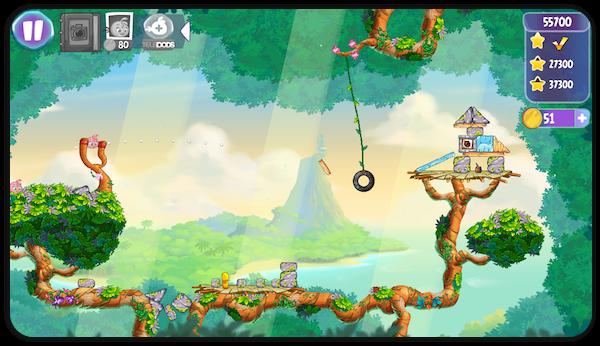 Angry Birds Stella 1