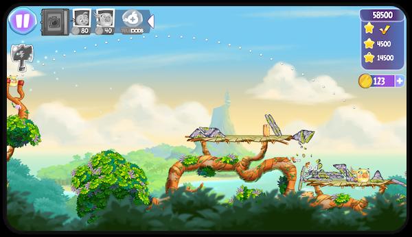 Angry Birds Stella 2