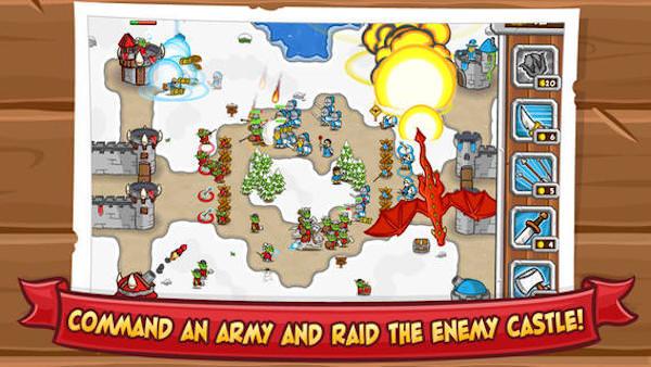 Castle Raid 1