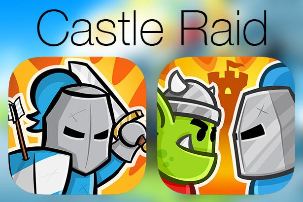 Две части Castle Raid временно стали бесплатными в App Store