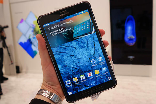 Samsung Galaxy Tab Active – планшет для бизнесменов и сотрудников корпораций
