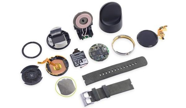 Moto 360 iFixit 3