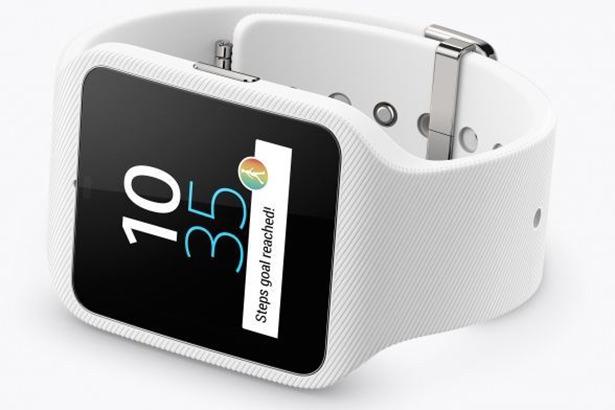 Sony представила Smartwatch 3 на Android Wear