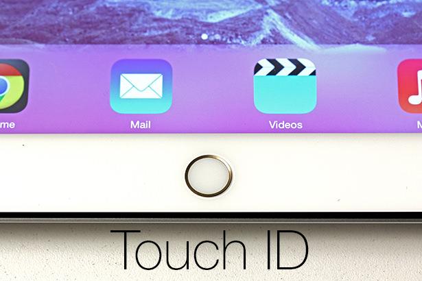 В iOS 8.1 beta 1 нашли упоминание Touch ID и NFC в iPad Air 2 и iPad mini 3