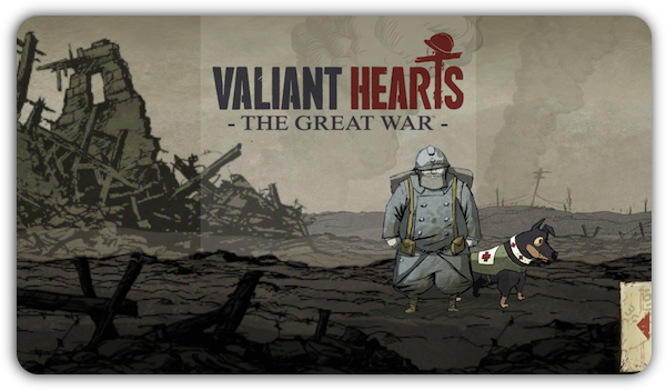 Valiant Hearts The Great War 2