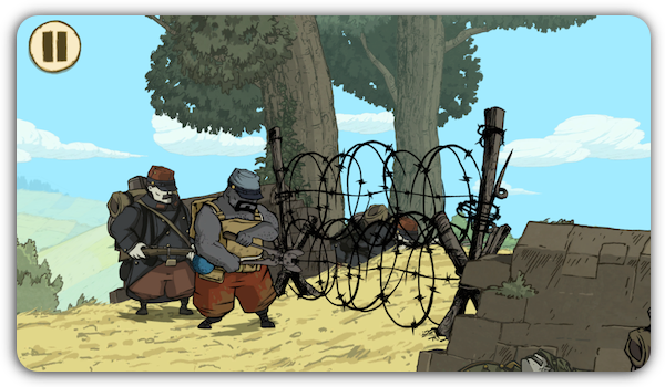 Valiant Hearts The Great War 3