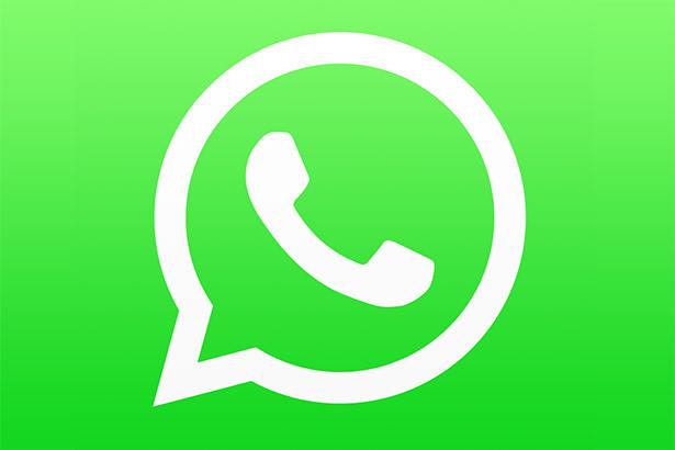 Снимки экрана мессенджера WhatsApp с голосовыми вызовами