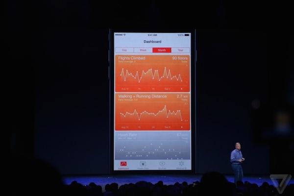 барометр iPhone 6