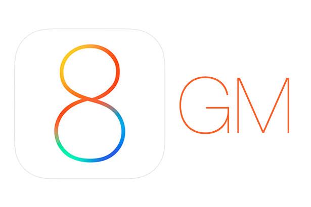 Скачать iOS 8 Gold Master для iPhone и iPad