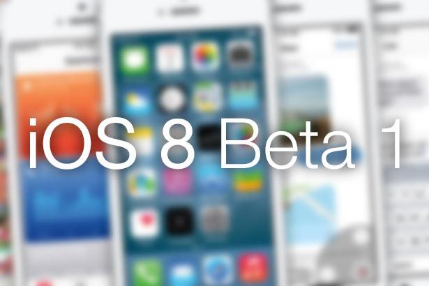Скачать iOS 8.1 Beta 1 для iPhone, iPad и iPod Touch