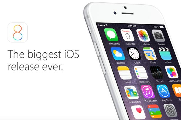 Apple занимается разработкой обновлений: iOS 8.1, iOS 8.2 и iOS 8.3