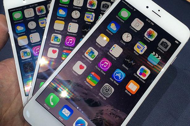 iPhone 6 и iPhone 6 Plus с памятью 64 и 128 ГБ получили предустановленный пакет iWork и iLife
