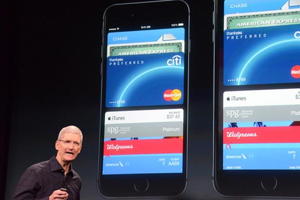 Apple официально запустит свою мобильную платежную систему Apple Pay уже 20 октября