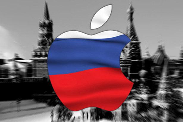С 1 января 2015 году в России могут запретить пользоваться iPhone, iPad и Mac