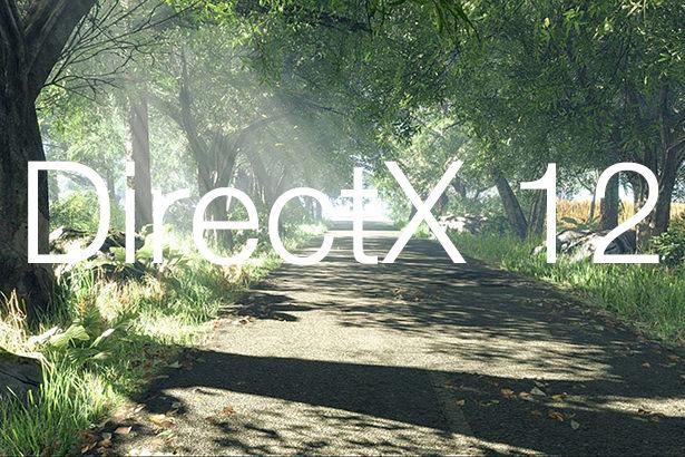 Windows 10 получит поддержку DirectX 12