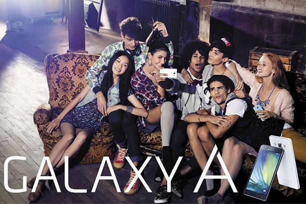 Samsung представила самые тонкие смартфоны: Galaxy A3 и Galaxy A5