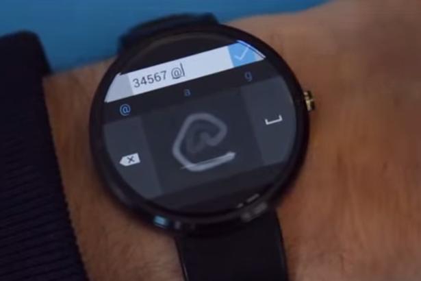 Microsoft выпустила собственную клавиатуру для часов на Android Wear