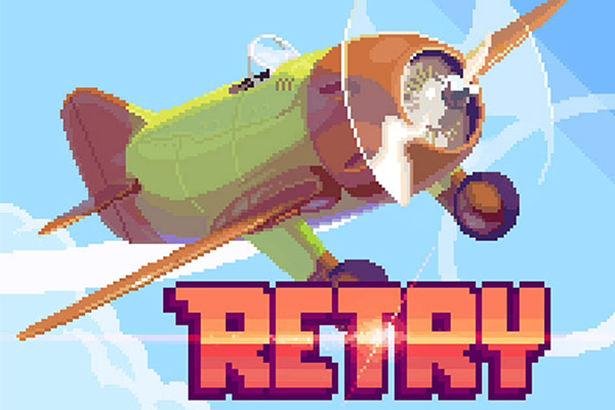 RETRY — обзор аркадного симулятора самолетиков от Rovio
