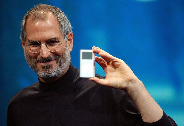 Sver Jobs iPod