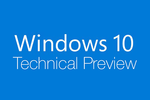 Сборка Windows 10 Technical Preview стала доступна для загрузки всем желающим