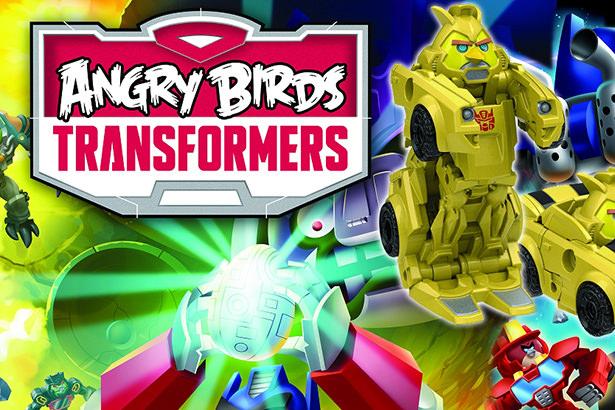Rovio выпустила Angry Birds Transformers в русском App Store