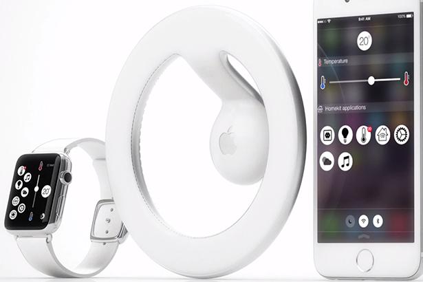 Дизайнеры создали концепт AirPort 2 с функциями управления «умным» домом с iPhone и iPad