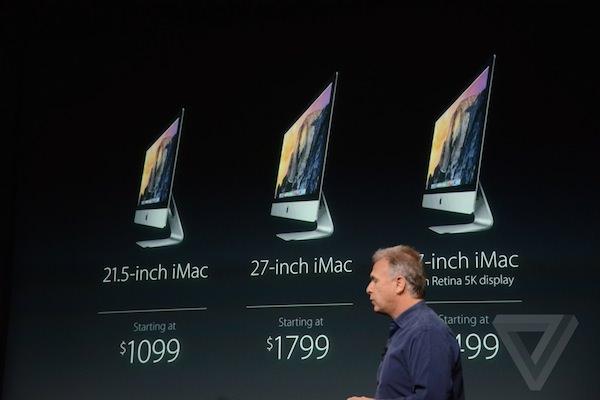 iMac Retina 5