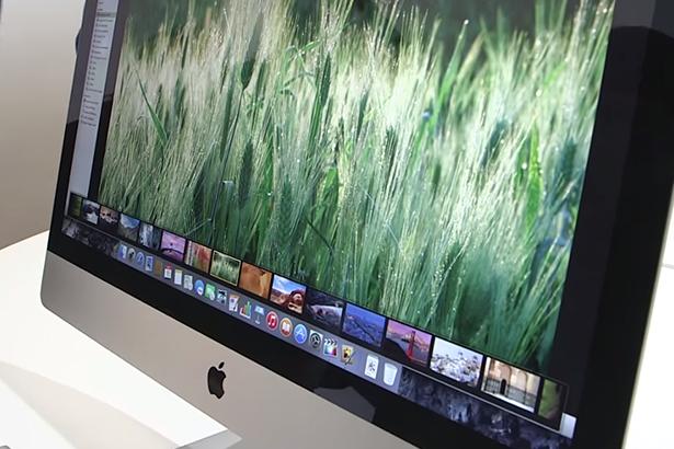 Журналисты называли дисплей нового iMac с Retina 5K великолепным