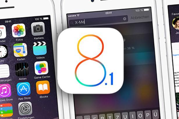 Обновившиеся на iOS 8.1 отмечают значительное повышение производительности iPhone и iPad