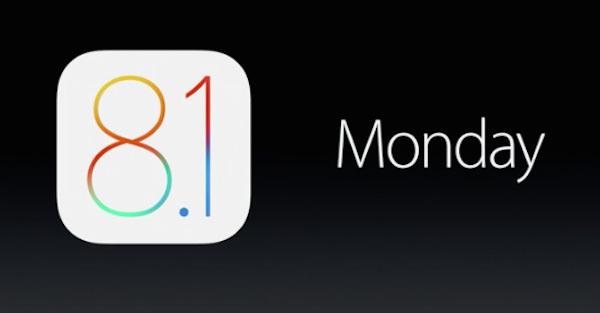 iOS 8,1