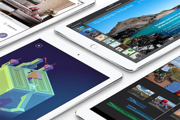 Apple официально представила самый тонкий планшет в мире — iPad Air 2