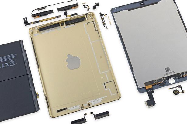 В iPad Air 2 есть NFC модуль, но оплачивать платежы в Apple Pay он не сможет