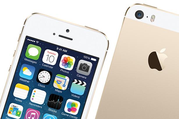 iPhone 5s признан самым красивым смартфоном Apple