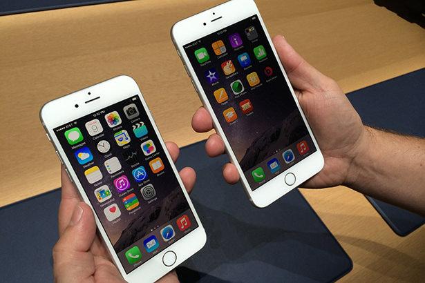 Около 60% компонентов для новых «айфонов» приходятся на iPhone 6 Plus