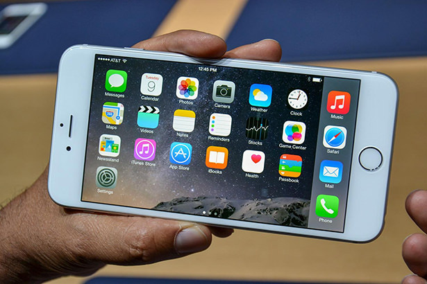Некоторое пользователи iPhone 6 Plus 128 Гб столкнулись с проблемами постоянных перезагрузок фаблета