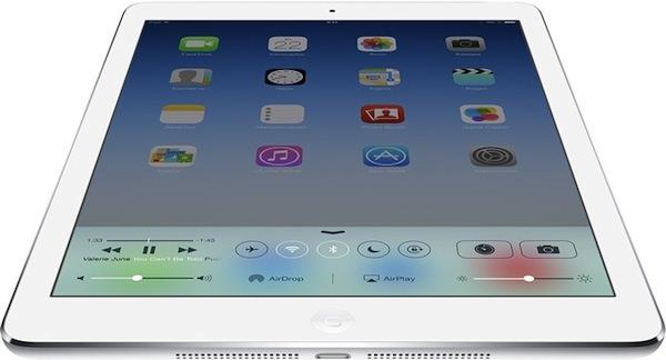 iPad Air 2 будет в дефиците из-за проблем поставок дисплеев с антибликовым покрытием