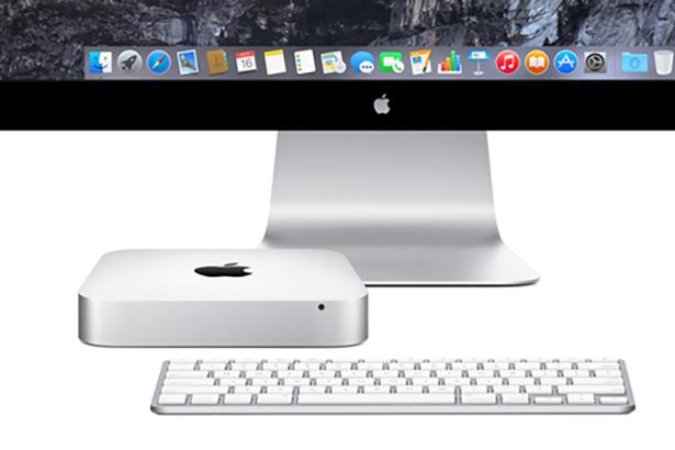 Apple сообщила о цене на новый Mac mini 2014 в России