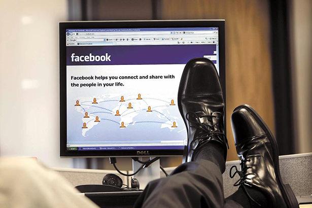 Facebook занимается разработкой Facebook at Work для использования рабочей анкеты