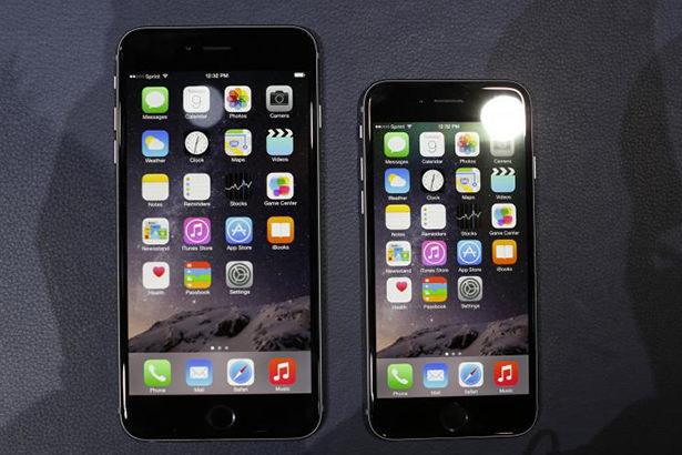 Дисплеи iPhone 6 и iPhone 6 Plus подвержены легкому появлению царапин