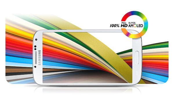 AMOLED Samsung