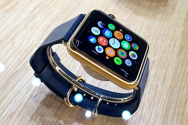 Часы Apple Watch возглавили рейтинг самых инновационных продуктов 2014 года