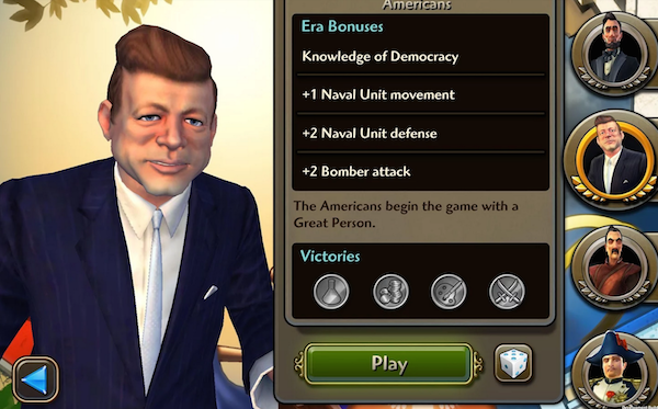 Civilization Revolution 3