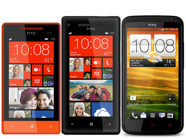 HTc Android Wear Windows phone