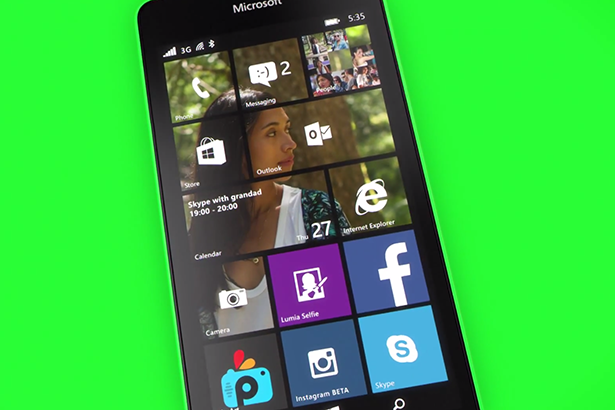 Microsoft официально представила смартфон Lumia 535