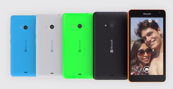Lumia 535 Россия