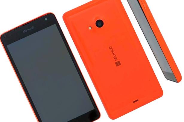 Первый под брендом Microsoft: На следующей неделе состоится анонс смартфона Lumia RM-1090