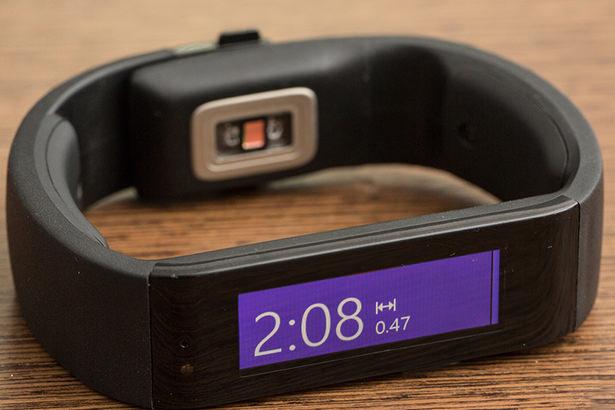 Все фитнес-браслеты Microsoft Band были распроданы за несколько часов