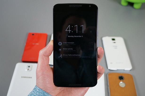 Android-флагман Nexus 6 будет продаваться на сайте Motorola